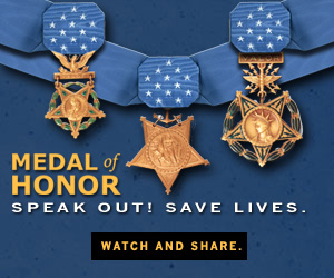 Medal of Honor Speak Out